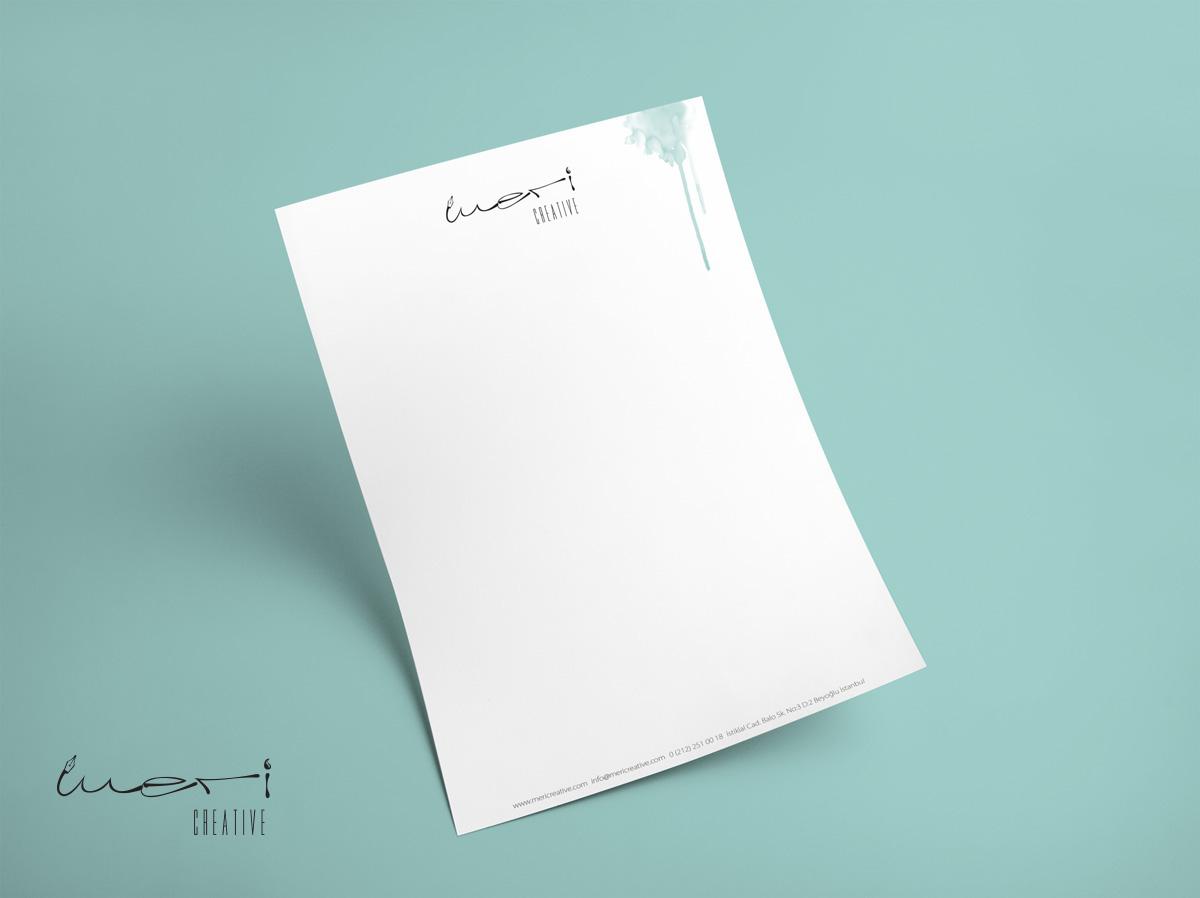 Meri Creative Agency Branding Design (1)