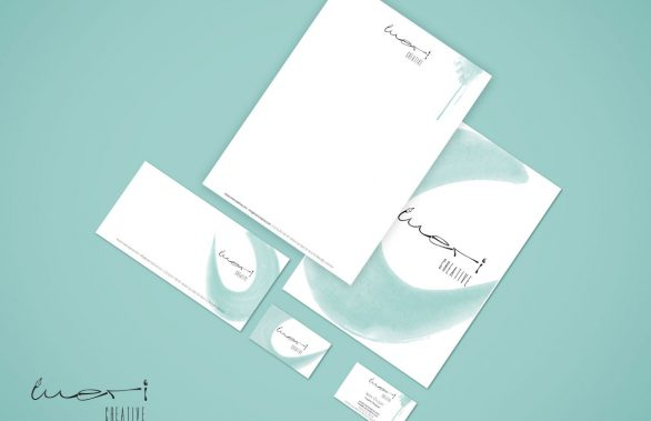 Meri Creative Agency Branding Design