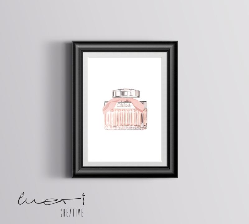 chloe-illustration-poster