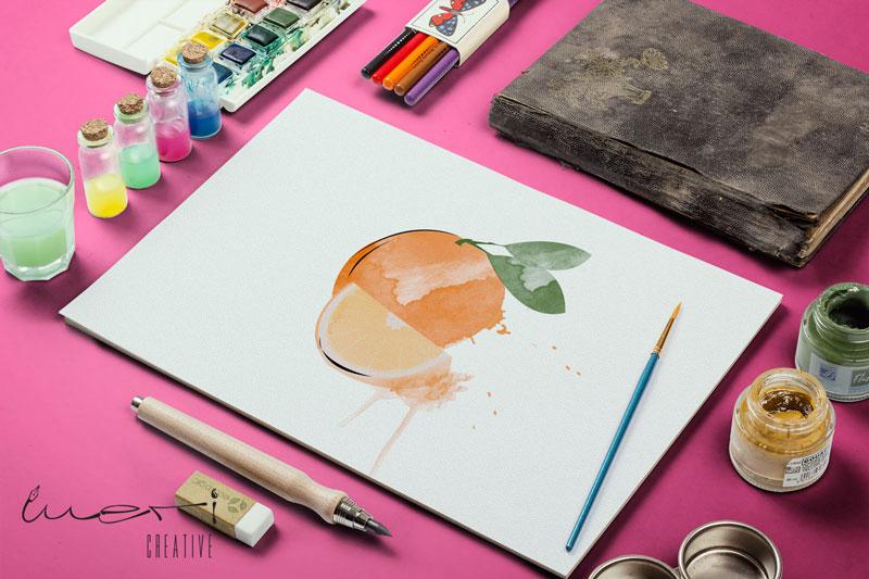 portakal-illustration