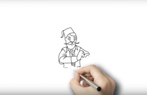 Dayılar Whiteboard Animasyon Filmi