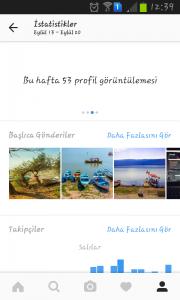 instagram işletme profilinde neler var