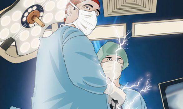 Doktor İllüstrasyonu