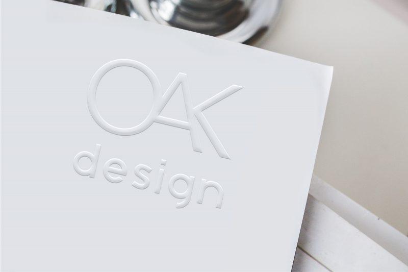logo tasarimi – Oak Design
