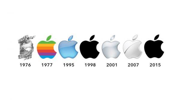 Apple Logo Tasarımı