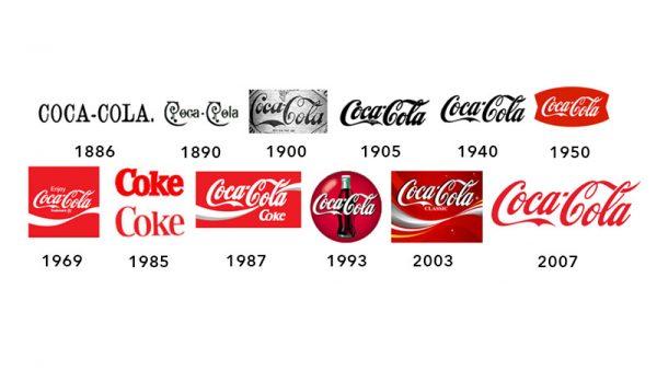 Coca Cola Logo Tasarımı