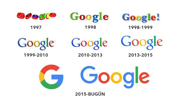 google logo tasarımı