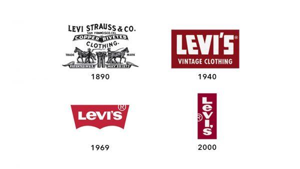 levi's Logo Tasarımı