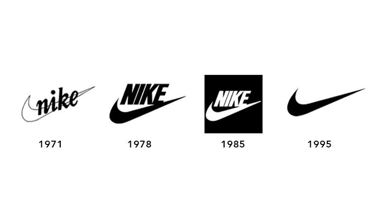Nike Logo Tasarımı
