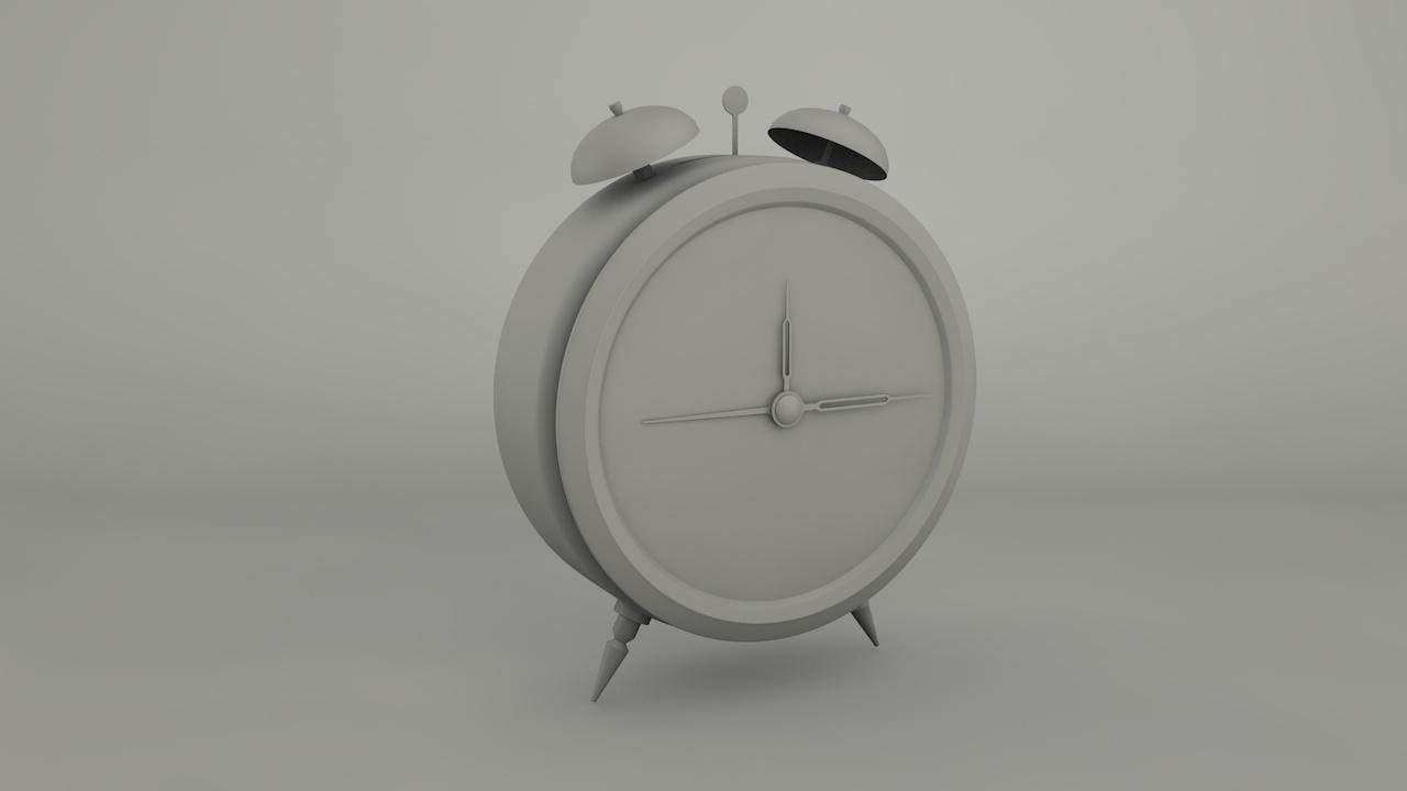 3d ürün görselleştirme saat modelleme