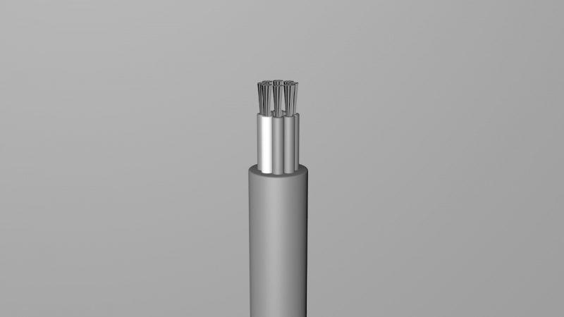3d ürün görselleştirme 3 boyutlu Kablo modelleme