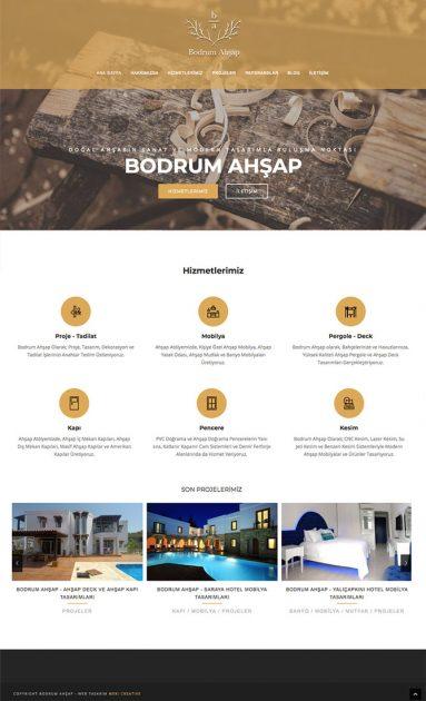 bodrum-ahsap-web-sitesi