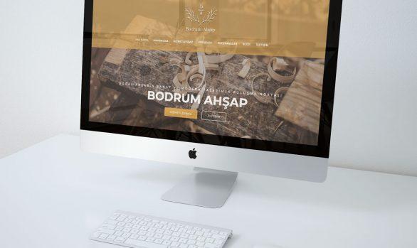 Bodrum Ahşap Web Site Tasarımı