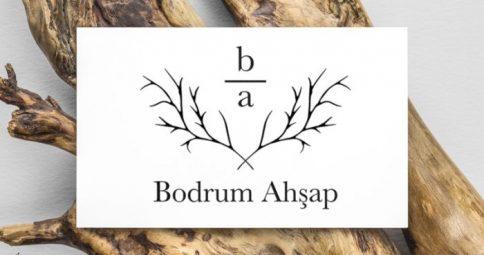 Bodrum Ahşap Logo Tasarımı