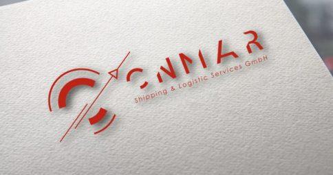 CNMAR GMBH Logo Tasarımı