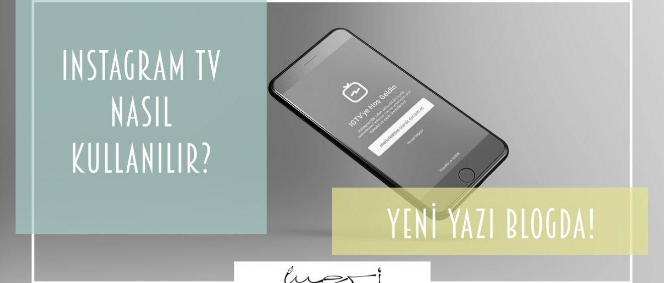 İnstagram Tv IG TV