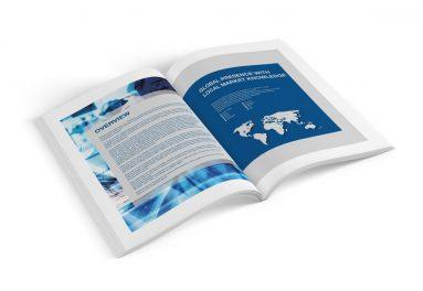 Serka Federal Kurumsal Katalog Tasarımı