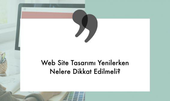web site tasarimi