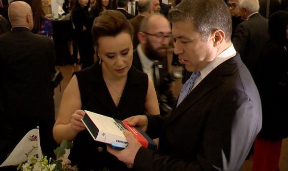 Demirkent Vakfı Ödül Töreni Organizasyon Filmi Çekimi