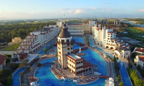 TITANIC Mardan Hotel Tanıtım Filmi