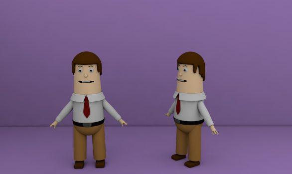3D Karakter Tasarımı