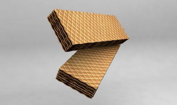 3D Waffle Görselleştirme