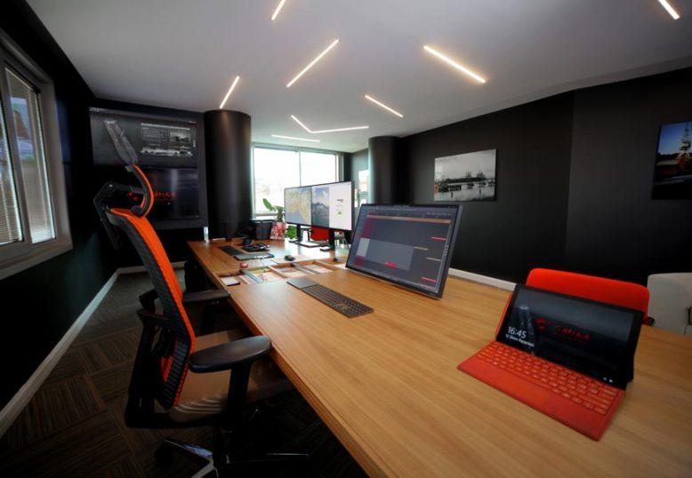 Ofis Fotoğraf Çekimi