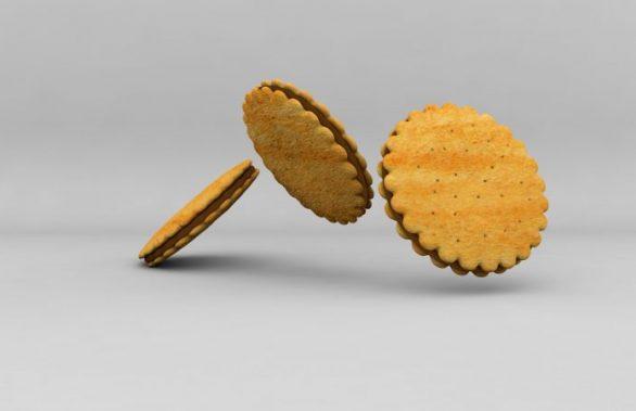3D Bisküvi Modelleme